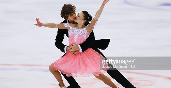 Алла Лобода - Павел Дрозд/танцы на льду - Страница 2 Loboda-594x307
