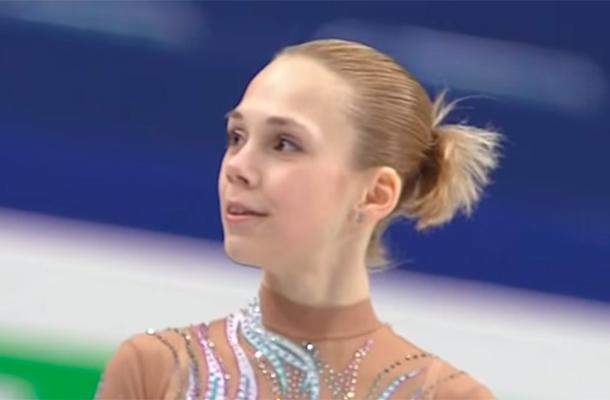 julia antipova / russia / pair figure skating